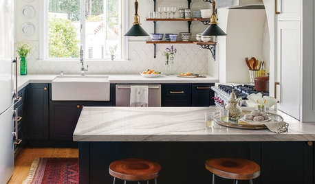 Pros & Cons: Kitchen Islands