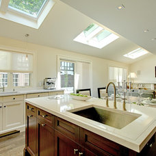Traditional Kitchen by Cambria