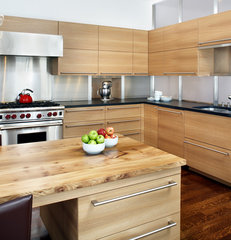 modern kitchen by LDa Architecture & Interiors