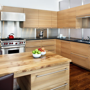 Cambridge Contemporary Kitchen