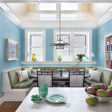 Traditional Kitchen by Charles R Myer & Partners, Ltd