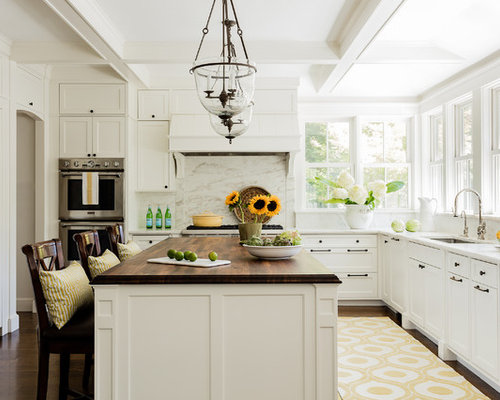 25 AllTime Favorite Kitchen with White Backsplash Ideas