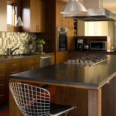 Contemporary Kitchen by Foley Fiore Architecture