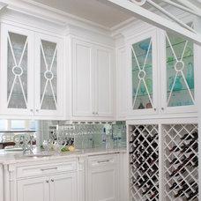 Traditional Kitchen by Marianne Jones LLC