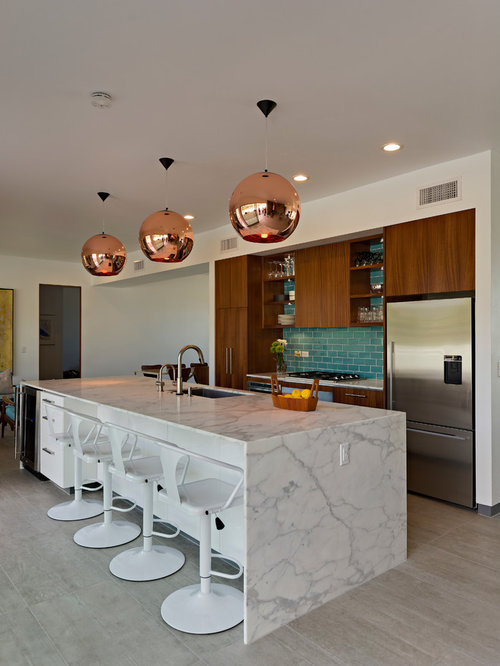 Contemporary Kitchen Idea In Phoenix