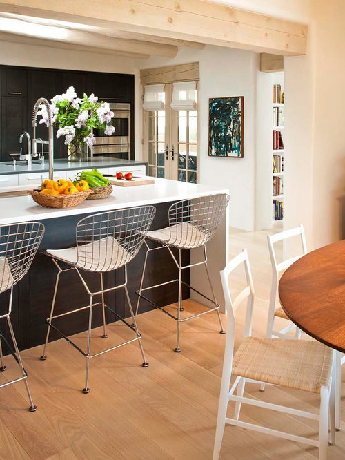 stand alone bar kitchen design ideas renovations u0026 photos with black cabinets