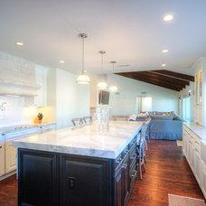 Transitional Kitchen by AZ BuildPro