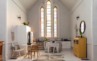 Avant/Après : Une chapelle du XIXᵉ siècle revisitée à Toronto