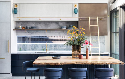 Houzz Tour: From Worst to Best-Dressed House on the Street
