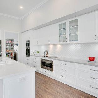 Traditional kitchen in Brisbane.