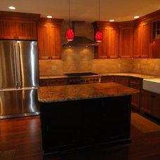 Traditional Kitchen by Property Maintenance Service Inc