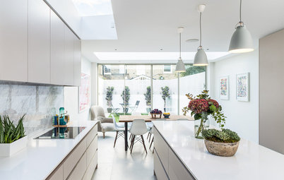 Houzz Tour: A Revamp Brings Light and Space into a Victorian Terrace