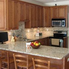 Traditional Kitchen by Lauren Gray Kitchen Designs