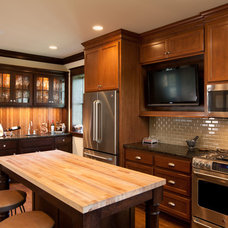 Traditional Kitchen by ROTHERS Design/Build