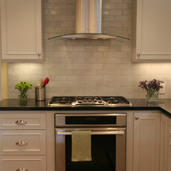contemporary kitchen by Build For Me Construction