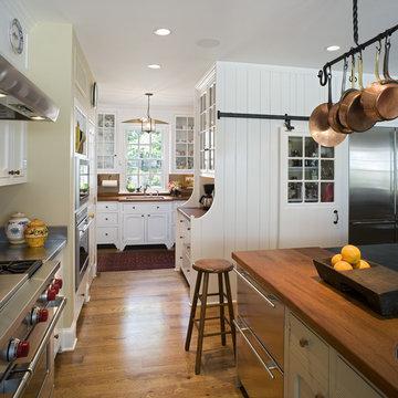 Canary Cottage - Kitchen