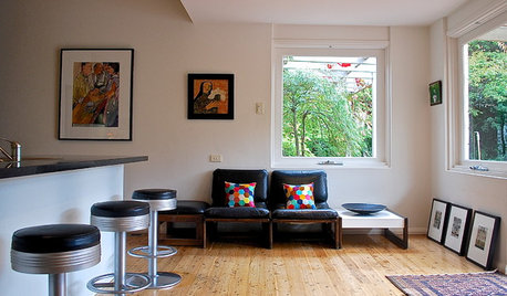 My Houzz: Prized Artwork Brings 1930s Home in Canberra to Life