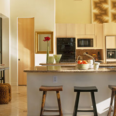 contemporary kitchen by Candelaria Design Associates