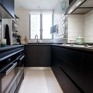 Cucina moderna Hong Kong: Foto e Idee per Ristrutturare e ...
