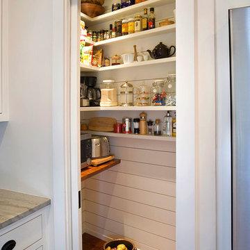 Candler Park Craftsman Kitchen