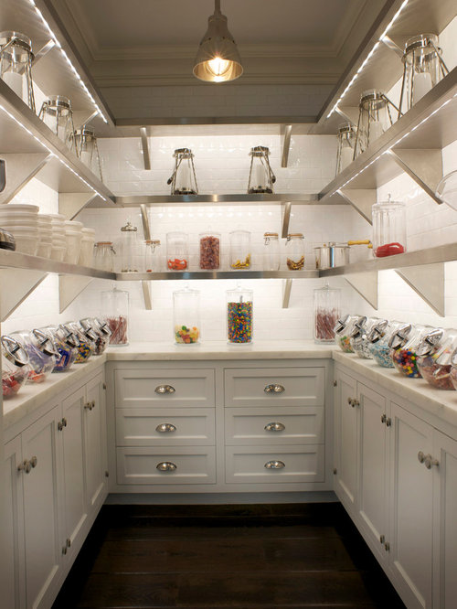 Pantry Lighting Home Design Ideas, Pictures, Remodel and Decor