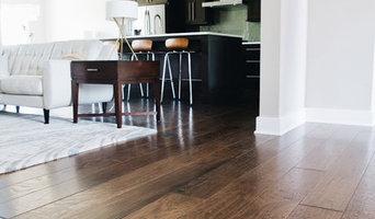 Canoe Bay Firestone Hickory Wood Flooring