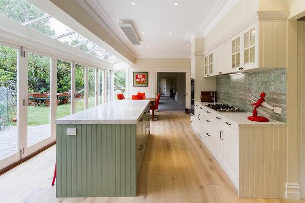Transitional Kitchen by The Kitchen Design Centre