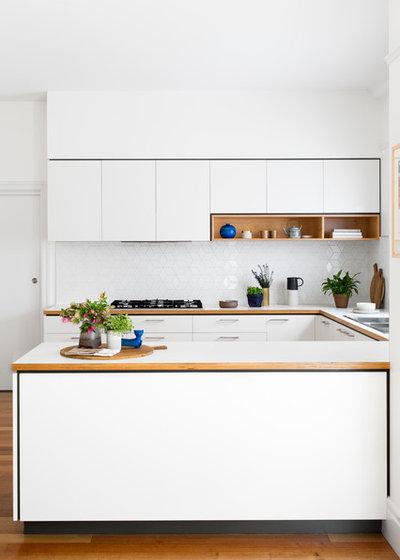 Contemporary Kitchen Cantilever K1