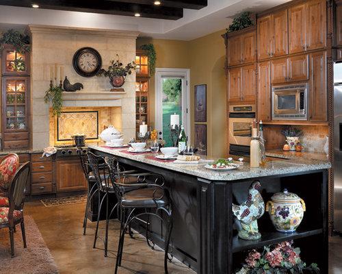 Kitchens in Cornerstone Framed Cabinets   Custom