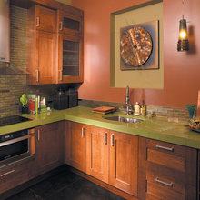Smaller kitchens