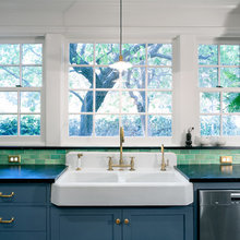 Photo Flip: Everything and these TK Kitchen Sinks