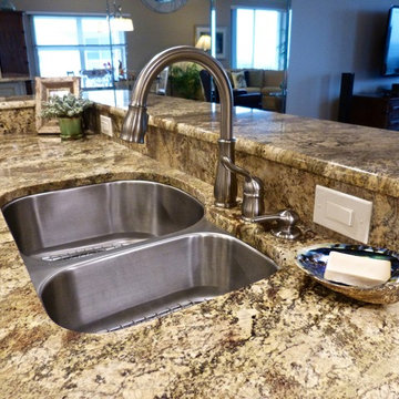 Cape Canaveral Traditional Kitchen