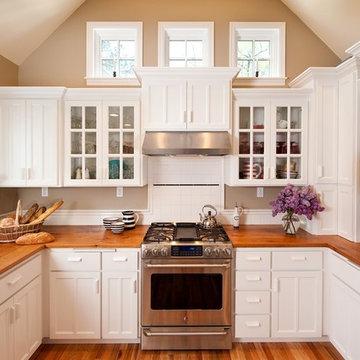 Cape Cod Kitchen, Corvallis, Oregon
