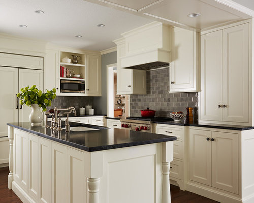 Cape cod kitchen houzz for Cape cod kitchen design ideas
