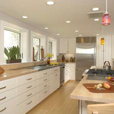 Contemporary Kitchen by Wilkinson Design+Construction