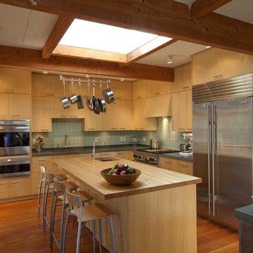 Cape Cod Modern House Addition, Wellfleet