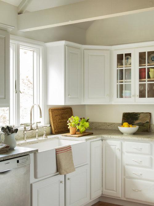 White Kitchen Granite Countertop Design Ideas Remodel Pictures – White Kitchen Granite Countertops