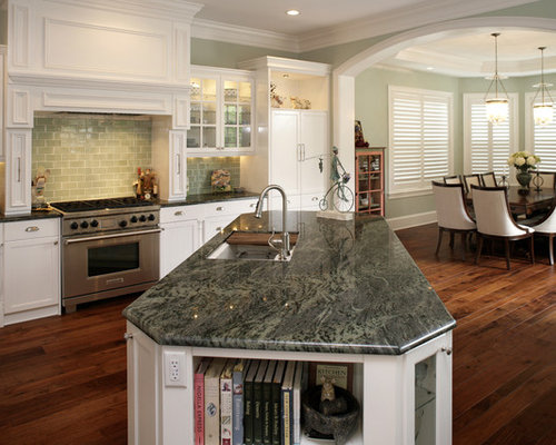 Green Granite Home Design Ideas Pictures Remodel And Decor