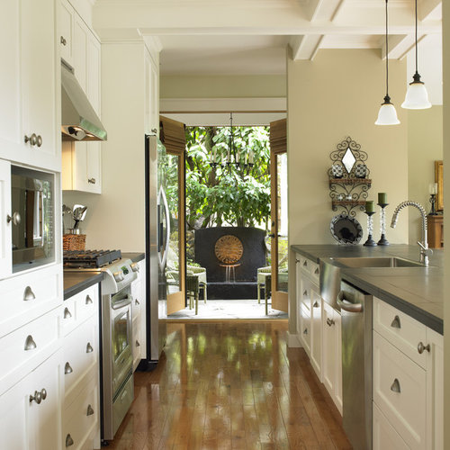 Galley Kitchen Ideas 2016: Alley Kitchen Home Design Ideas, Pictures, Remodel And Decor