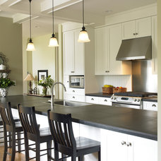 Traditional Kitchen by Christopher Developments
