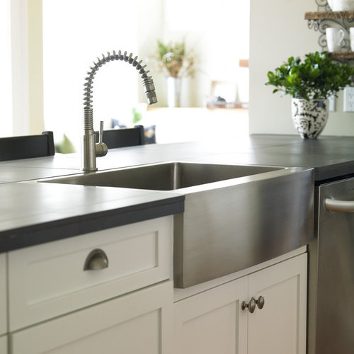Best Flush Mount Sink Design Ideas Amp Remodel Pictures Houzz