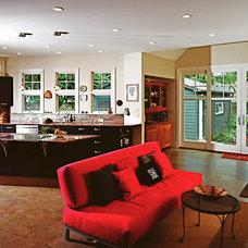 Modern Kitchen by Bud Dietrich, AIA