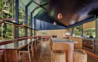 世界のHouzzから:オーストラリアの最新エコ住宅9選