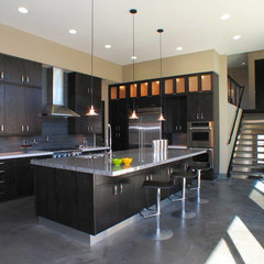 contemporary kitchen by Dorman Associates, Inc.