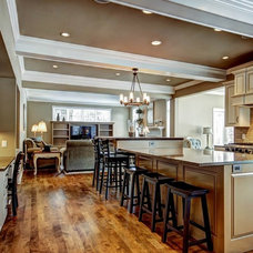 Traditional Kitchen by Berghuis Construction LLC