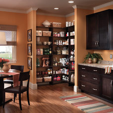 Traditional Kitchen by Capital Closets