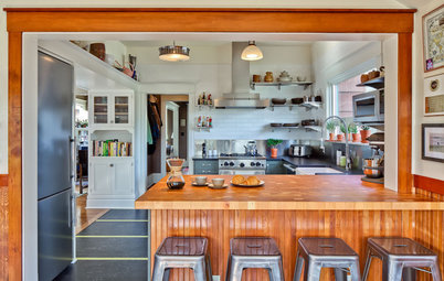 Kitchen of the Week: New Traditional Style in a 1900s Home