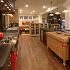 Franklin Ave Traditional Kitchen Chicago By