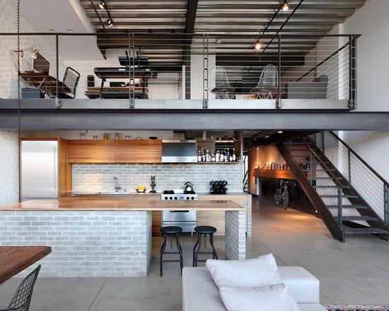 loft apartment | houzz