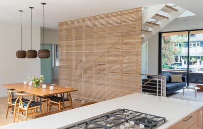 6 Genius Ways With Slatted Wood Walls